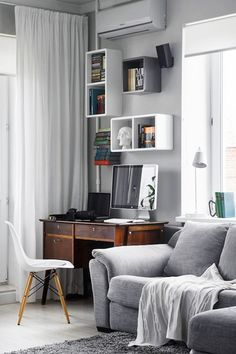 Float On - 30 Small-Space Hacks You've Never Seen Before - Photos