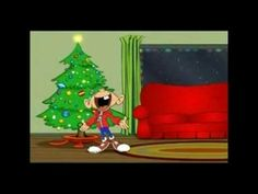 "▶ ""I'm Getting' Nuttin' for Christmas,"" vocals by Stan Freberg, 1955; animation by Doug Compton, 2009. [pinned by PartyTalent.com]"
