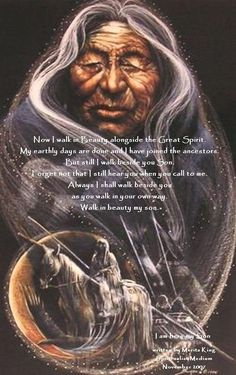 Native American Sayings, Quotes and Prayers