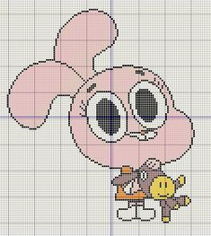 amazing+world+of+gumball+with+grid.jpg 453×506 pixels