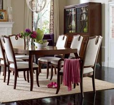 Find This Pin And More On Dining Room By ReginaWager. Classic Chic By HGTV  Home Furniture Collection