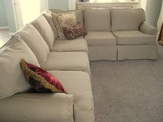 Sew Can Do: Furniture Makeover: How To Slipcover DVD Giveaway!!