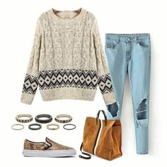 Do you love this style? #breakicetrends #fashion
