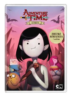 Adventure Time Stakes DVD Casewrap (3 of 3)