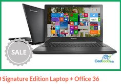Lenovo G50-80 Signature Edition Laptop   Office 36 for more details visit http://coolsocialads.com/lenovo-g50-80-signature-edition-laptop---office-36-49402