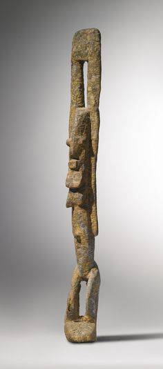 TELLEM HERMAPHRODITE FIGURE, MALI PROPERTY FROM THE ESTATE OF JAN KRUGIER H. 49 cm AFRICAN, OCEANIC AND PRE-COLUMBIAN ART INCLUDING PROPERTY FROM THE KRUGIER AND LASANSKY COLLECTIONS Sotheby's, New York, 16 May 2014 Sold 13,750 USD