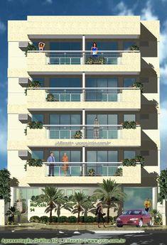 Architecture Building Design, Building Exterior, Residential Architecture, House Structure Design, House Front Design, Cool Girl Bedrooms, House Plans Mansion, House Elevation, Apartment Design