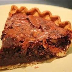 Pecan And  Chocolate Espresso Pie - Allrecipes.com
