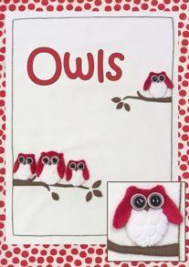 Owls by Jan Kerton