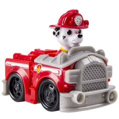 Nickelodeon, Paw Patrol Racers, Marshall's Fire Truck Vehicle *** Check out this great product. (This is an affiliate link) #ToyRemoteControlPlayVehicles