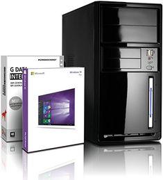 Desktop Computer in 2018 Pc Computer, Desktop Computers, Laptop Computers, Quad, Tour Pc, Multimedia Pc, Microsoft Windows 10, Pc System, Laptops