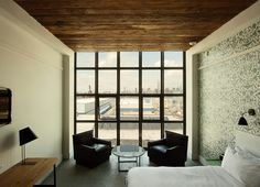 Indus Chic : le Wythe Hotel sur www.milkdecoration.com