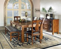 Advice from Sunshine Furniture Pro's: Deciding Between Formal and Casual Dining Room Furniture http://sunshinefurniture.wordpress.com/2014/05/12/advice-from-sunshine-furniture-pros-deciding-between-formal-and-casual-dining-room-furniture/