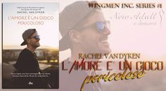 "RECENSIONE: LAMORE È UN GIOCO PERICOLOSO ""Wingmen Inc. series #1"" di RACHEL VAN DYKEN http://ift.tt/2tAoJyT"