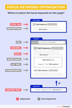 Read our guide and learn what is on-page SEO and what are the basic on-page optimization tips and techniques to improve your website. Seo Marketing, Marketing Digital, Facebook Marketing, Marketing Ideas, Affiliate Marketing, Onpage Seo, Best Seo Tools, Ecommerce Seo, Seo Basics