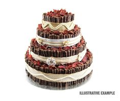 Liaise with our customer care department to create the custom biltong cake of your dreams. A great gift idea or the perfect centrepiece for your next special occasion. Savory Cakes, Biltong, Hampers, Mason Jar Diy, Cute Food, Beautiful Cakes, Adele, South Africa, Special Occasion
