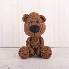 Barley Bear amigurumi pattern - Amigurumipatterns.net