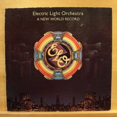 ELECTRIC LIGHT ORCHESTRA - A new World Record - Vinyl LP - OIS - Livin` Thing