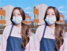 Wonyou Jung Chaeyeon, Mask Girl, Japanese Girl Group, Only Girl, K Idol, Kim Min, 3 In One, Ulzzang Girl, Korean Girl
