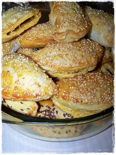 Meat Recipes, Cooking Recipes, Healthy Recipes, Canapes, Garlic Bread, Healthy Living, Bakery, Food And Drink, Pizza