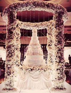-THE wedding cake / wow <3