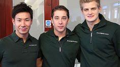 Fans help Kamui Kobayashi fund Caterham Formula One drive in 2014 Kamui Kobayashi, One Drive, Tandem, Formula One, Pilot, Polo Ralph Lauren, Boys, Sports, Mens Tops