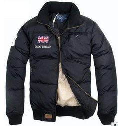Buy Polo Ralph Lauren 2013 New Winter Mens Warm Jackets and Coats Fashion Down Casual Jacket Male Short Down Coat Free Shipping Cheap Price Online