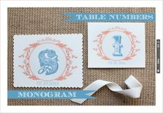 #free printables,  monogram, ,  Custom Monogram , Vintage, $0 | CHECK OUT MORE IDEAS AT WEDDINGPINS.NET | #printableweddingtemplates