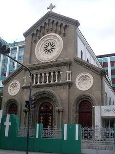 Rio de Janeiro (RJ) | Catete | Recuperando o antigo bairro da Zona Sul carioca. - SkyscraperCity  Igreja do Colégio Zaccaria CATETE
