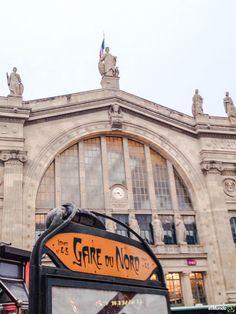 Los 10+1 Lugares Oh Là Là de París: La Estación del Norte (Gare du Nord)