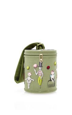 Zephire Fantastique Bag by Olympia Le-Tan for Preorder on Moda Operandi