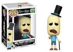 Funko pop. Rick & Morty.