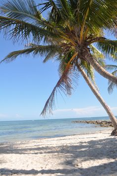 Warm ocean breezes and a sandy beach make for perfection. #SmathersBeach  #Key West #AHKW