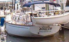 1986 Cape Dory 330 sailboat
