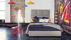 Ciekawa propozycja Salonu Dormi Design. Łóżko FLOW to połączenie współczesnego minimalizmu z funkcjonalnością. Polecamy :) http://www.mega-meble.pl/produkt-LOZKO_FLOW-407