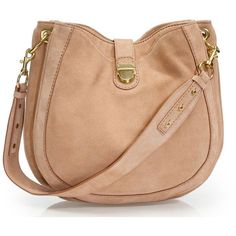Telegram suede hobo ($200) ❤ liked on Polyvore featuring bags, handbags, shoulder bags, bolsas, accessories, bolsos, shoulder handbags, tote purses, hand bags and purse tote