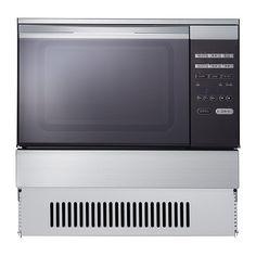 MUMSIG 13A12A ガスオーブン 電子レンジ機能付 IKEA  強制対流式コンベクションオーブンと電子レンジがひとつになりました。2つの機能を組み合わせておいしくスピーディーに調理できます
