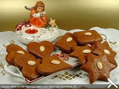in German: Lebkuchen recipe
