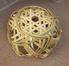 六海波花籠(ろくかいなみはなかご) - 竹細工を学ぶポータル(初心者用)