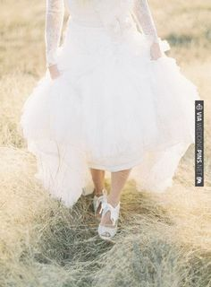 Harriet Wilde Chantilly wedding shoes. | CHECK OUT MORE IDEAS AT WEDDINGPINS.NET | #weddingshoes