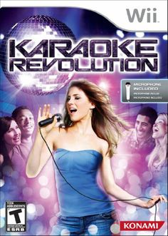 Shop Karaoke Revolution — PRE-OWNED Xbox 360 at Best Buy. Find low everyday prices and buy online for delivery or in-store pick-up. Wii Games, Xbox 360 Games, News Games, Video Games, New Hit Songs, Revolution, Xbox Live, Movie Collection, Musical