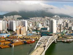 Port of Busan, South Korea