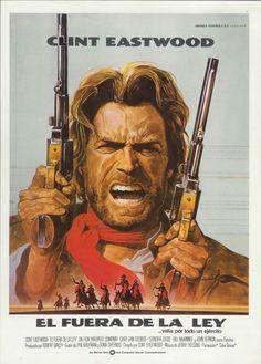 1976. El fuera de la Ley - The outlaw Josey Wales
