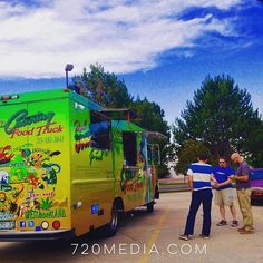 Every #Tuesday you can catch @HighGradeFood @redlegbrewco. #foodtruck  #craftbeer = good times #ColoradoSprings