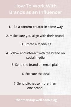 In this blog post, I dive into how you can work with brands as an influencer. From starting content creation, consistency, making a media kit, and pitching to brands. I talk about how to pitch to brands and everything you need to know to make brand deals. If you are interested in learning more about How To Become an Influencer, I have more blog posts and an ebook on the subject! Marching Band Problems, Flute Problems, Marching Band Humor, Branding Your Business, Business Goals, Advertising Industry, Band Jokes, Band Nerd, Work From Home Tips