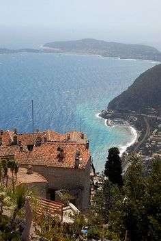 Eze ~ Cote D'Azure, French Riviera