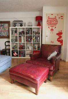 great chair/ottoman