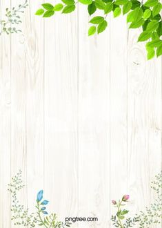 Simple Small Fresh Wood Background Psd Layered Advertising B. Flower Background Images, Wood Background, Watercolor Background, Textured Background, Watercolor Flowers, Simple Backgrounds, Flower Backgrounds, Wallpaper Backgrounds, Framed Wallpaper