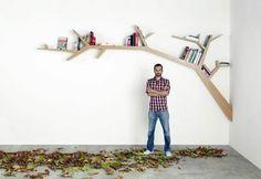 Shelves themselves putting together original bookcase Built In Shelves, Wall Shelves, Shelving, Shelf, Wall Storage, Diy Storage, Storage Spaces, Book Rack Design, Book Racks