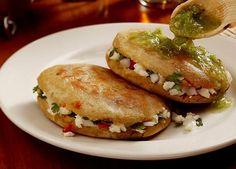 Recetas - GORDITAS DE FRIJOL - La primera red social de comida mexicana